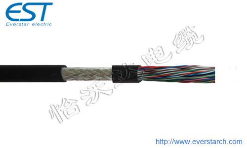双绞屏蔽电缆